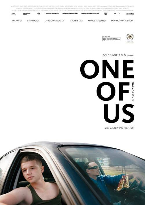 One Of Us Festival Poster